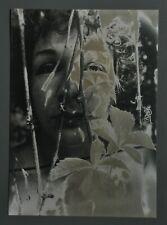 Sigmar Polke Limited Edition Photo Print 21x30cm Willich 1970 Porträt Portrait