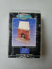 Custom Dioramics European Fireplace #3 Kit # CD 6091 1/35