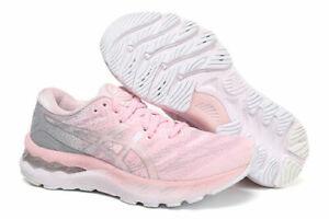 ASICS GEL-NIMBUS 23 Cushioning Women's Breathable Running Athletic Sport Shoes