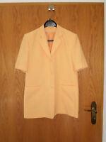 Schicker Blazer / Blusen Jacke in Gr.: 38 - Apricot - Neuwertig