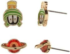 Marvin the Martian Earrings Looney Tunes Accessories