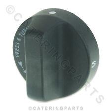 LINCAT KN93 plaque de cuisson au gaz brûleur bouton de commande d'ébullition TOP HT3 HT6 FOUR GAMME SLR6 SLR9