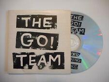 THE GO! TEAM : THUNDER LIGHTNING STRIKE ♦ CD ALBUM PORT GRATUIT ♦