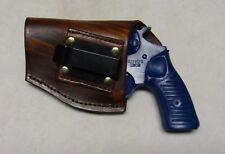 Left hand IWB Concealment Holster for Ruger SP101 With 2.25 Inch Barrel
