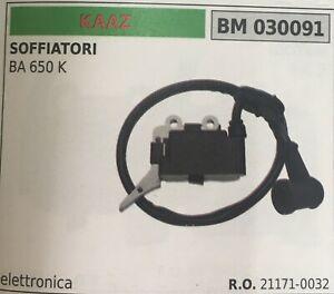 Bobina Electrónica Kaaz BM030091