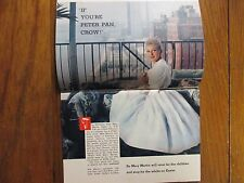 Mar-1959 TV Guide(PETER PAN/MARY MARTIN/PATRICIA BARRY/HORACE McMAHON/NAKED CITY