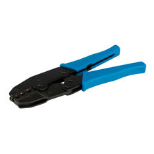 Electrical Ratchet Crimping Tool Pliers Insulated Cable Connectors.