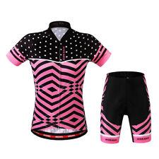 Cycling Jerseys Women`s Mountain Bike Bicycle Shirt Tops with Shorts S - XL PICK