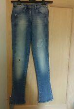 MISS SIXTY W23 L34 délavé vieilli jeans neuf avec étiquettes rrp £ 120