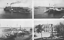 B8332 Bulgaria Russe Una carma panoramo sur la Danubo Danube 1932