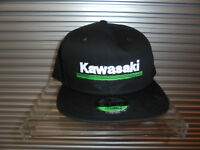 BRAND NEW GENUINE KAWASAKI NEW ERA© 9FIFTY BLACK GHOST CAP K007-4061 ... a51f497a3741