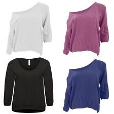 Polyester V Neck Sweatshirts for Women