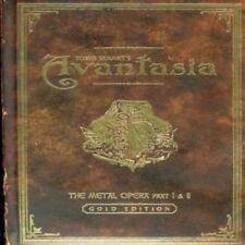 Avantasia : Metal Opera Parts I and Ii, the [golden Edition] CD (2008)