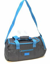 2afacae89463 ISSEY MIYAKE SPORT MENS BLUE   GREY WEEKEND   GYM   HOLDALL   TRAVEL BAG