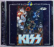 KISSC256007CD LIVE - WORLD BALLADS COLLECTION - RUSSIA 1999