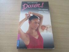 danse! tome 30 un amour pour nina - anne-marie pol