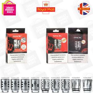 SMOK TFV12 PRINCE Coils | Q4 | M4 | X6 | T10 | DUAL, TRIPLE, MAX MESH | P-Tank