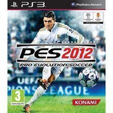 PES 2012             -----   pour PS3