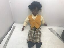 Vintage 1973 Lester Ventriloquist Puppet Doll EEGEE Co.