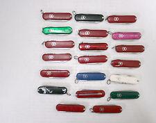 Lot of 20 TSA Confiscated SMALL Victorinox Swiss Army Knives Lot 160