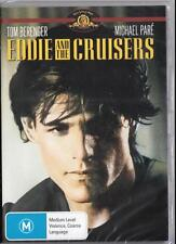 EDDIE AND THE CRUISERS - TOM BERENGER - NEW & SEALED DVD - FREE LOCAL POST