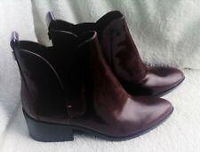 Ladies Autograph Leather Ankle Boots - Size 4.5