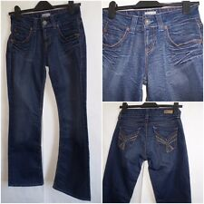 "TOMMY HILFIGER SZ 26"" INSIDE LEG 28"" STRAIGHT FIT BLUE  JEANS SUMMER  NEW"