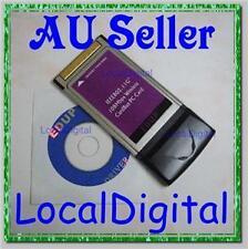 108Mbps Atheros Wireless LAN PCMCIA CardBus XP Vista