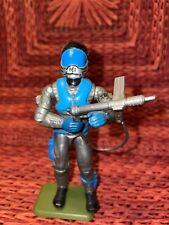 New listing G.I. Joe Lampreys (v1) Cobra Hydrofoil Pilot (Hasbro, 1985) with Accessory