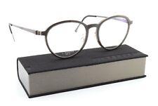 Lindberg Glasses 1167 AF11 Acetanium 51-17 Brown Panto High-End Frame Dk + Case