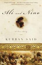 Ali and Nino: A Love Story-ExLibrary