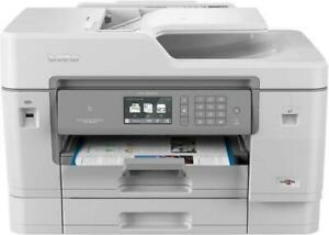 Brother MFC-J6945DW 4-in-1 Colour Inkjet Print Copier, NFC, 512MB Mem, 9.3cm Tou