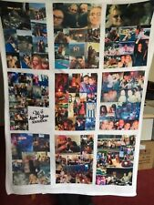 Personalised Memory Blanket Soft Fleece Anti Pil Printed Your Own Photos