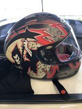 KBC Grim Reaper Motorcycle Helmet XL - ***Price Reduced***