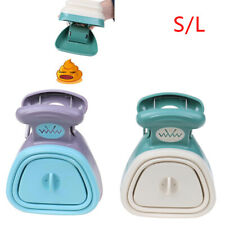 Pet Travel Foldable Pooper Scooper Poop Scoop Clean Pick Up Excreta Cl TDss LH