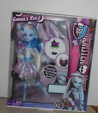 Monster High Ghouls Rule Abbey Abominable NIB