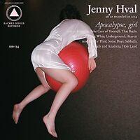 JENNY HVAL - APOCALYPSE,GIRL  CD NEU