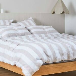 Sheridan king size doona cover and 2 matching pillowcases