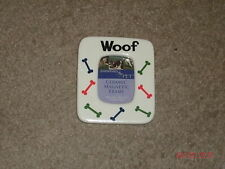 WOOF -Pet Photo Picture Frame(Dog Bones)Ceramic Magnetic Frame-WOW!!!