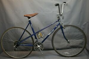 Panasonic Sport 1985 1000 Touring Road Bike Medium 55cm Tange Cromoly Charity!!!