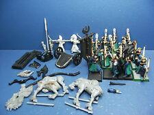 16 Bogenschützen + Streitwagen der Hochelfen