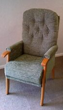 High seat  Fireside, orthopaedic chair. Orpington, Bromley, BR, Sevenoaks, TN.