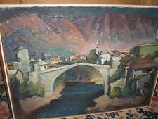 NOE Alfred, *1903  Die Brücke von Mostar