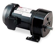 Dayton AC Parallel Shaft Gear Motor133 RPM 1/2hp 208-230/460V Model 4Z393