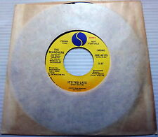 THE SEARCHERS promo 45 IT'S TOO LATE  w/ LABEL ENVELOPE