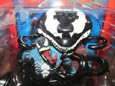 MARVEL Spider-Man VENOM Figure W/ Spiderman Trap Base RARE  2004