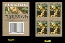 US 4815 Christmas Virgin & Child forever header block MNH 2013