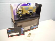 CORGI  MILITAIRE BEDFORD QLD ARMY FIRE SERVICE RARE MINT IN BOX