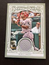 2013 TOPPS Gypsy Queen reliquie #GQR - AB Adrian beltre Texas Rangers Baseball Card