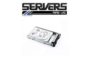 "Dell 2TB 3.5"" Hard Drive YY34F 7.2K SAS 6Gb/s"